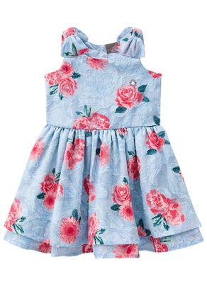 Vestido-Floral-Menina-Mundi-Azul