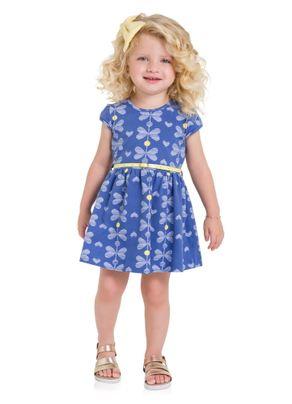 Vestido-Borboletas-Menina-Brandili-Azul