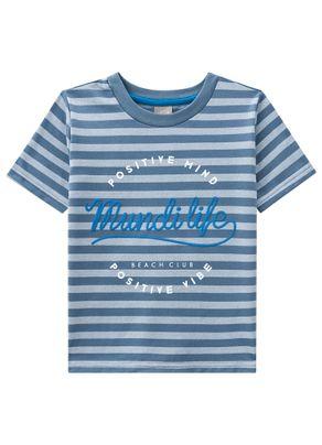 Camiseta-Positiva-Mente-Menino-Mundi-Azul