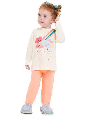Pijama-Arco-Iris-Menina-Brandili-Bege