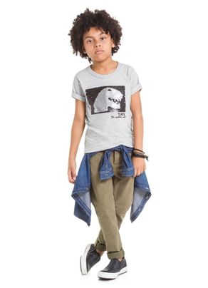Camiseta-T-Rex-Menino-Mundi-Cinza