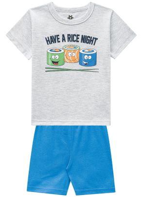 Pijama-Estampado-Menino-Brandili-Cinza