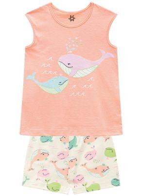 Pijama-Estampado-Menina-Brandili-Bege