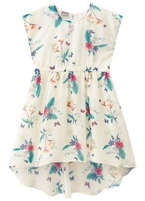 Vestido-Floral-Menina-Mundi-Bege
