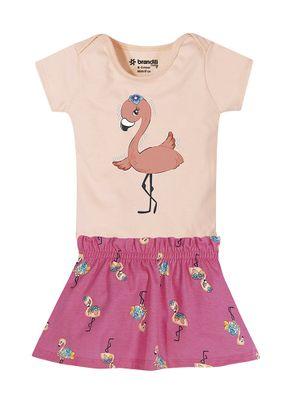 Conjunto-Flamingo-Menina-Brandili-Baby-Rosa