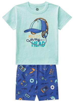 Pijama-Estampado-Menino-Brandili-Verde