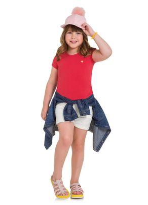 Blusa-Basica-Cotton-Menina-Brandili-Vermelha