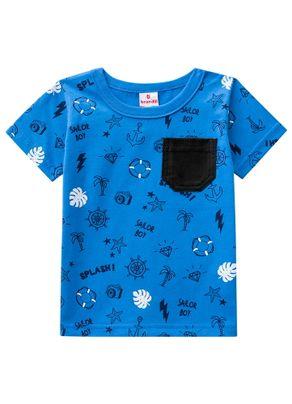 Camiseta-Menino-Marinheiro-Brandili-Azul