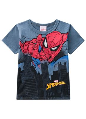 Camiseta-Homem-Aranha-Menino-Brandili-Azul