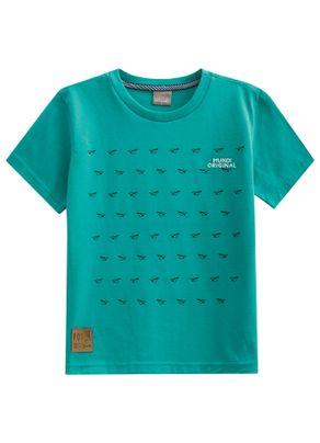 Camiseta-Infantil-Menino-Com-Bordado-Mundi-Verde---14