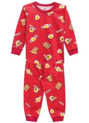 Pijama-Infantil-Unissex-Brandili-Vermelho---10