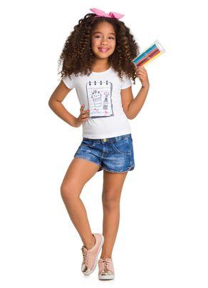 Blusa-Infantil-Menina-Para-PintarBrandili-Branco---10