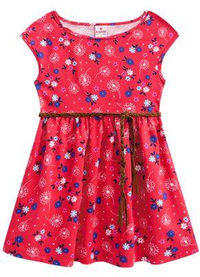 Vestido-Infantil-Menina-Com-Cintinho-Brandili-Vermelho---4