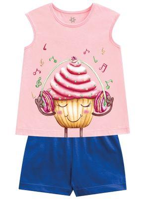 Pijama-Curto-Infantil-Menina-Brandili-Rosa---1