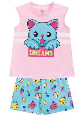 Pijama-Curto-Infantil-Menina-Brandili-Rosa---2