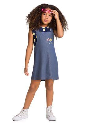 Conjunto-Infantil-Menina-Com-Salopete-Brandili-Azul---10