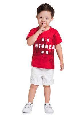 Camiseta-Infantil-Menino-Brandili-Vermelho---1