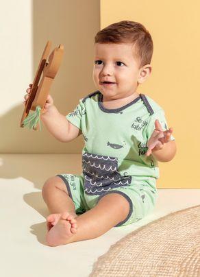 Macaquinho-Infantil-Menino-Brandili-Baby-Verde---G