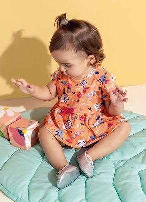 Macaquinho-Infantil-Menina-Brandili-Baby-Laranja---G