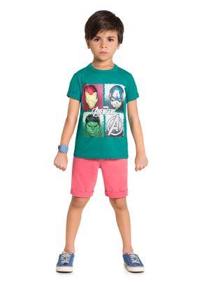 Camiseta-Infantil-Menino-Avangers-Brandili-Verde---8