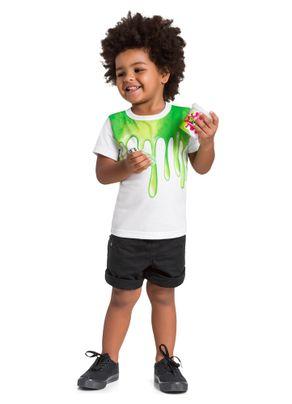 Camiseta-Infantil-unissex-Brandili-Verde---10