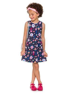 Vestido-infantil-menina-flores-Brandili