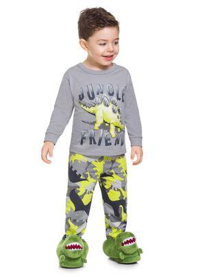 Pijama-Jungle-Friend-Menino-Brandili