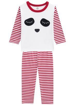 Pijama-Panda-Unissex-Brandili