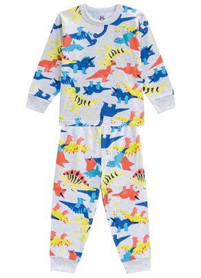 Pijama-infantil-menino-em-malha-com-estampa-Dino-Brandili-Cinza---3