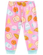 Pijama-infantil-menina-em-malha-estampado-Brandili-Rosa---1