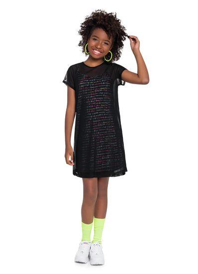 Vestido-juvenil-menina-lettering-Young-Class