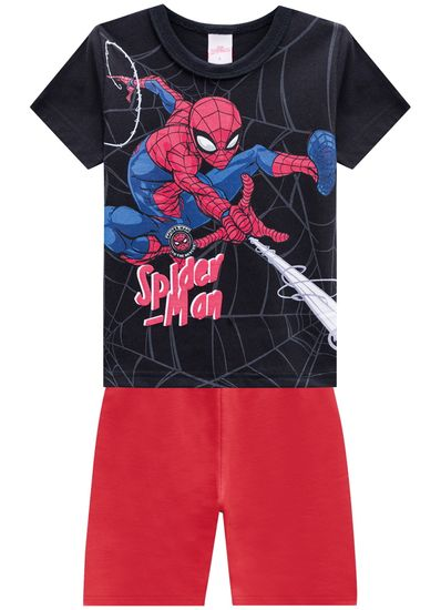 Conjunto-infantil-menino-Homem-Aranha-Brandili