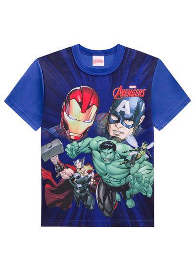 Camiseta-infantil-menino-Marvel-Avengers-Brandili
