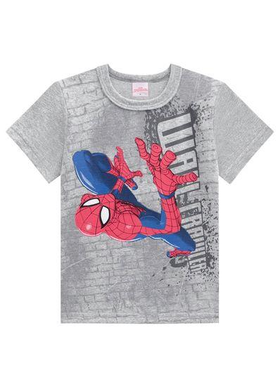 Camiseta-infantil-menino-Homem-Aranha-Brandili