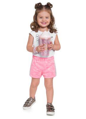 Shorts-infantil-menina-neon-Brandili