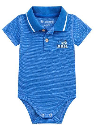 Body-polo-bebe-menino-em-malha-Brandili-Baby