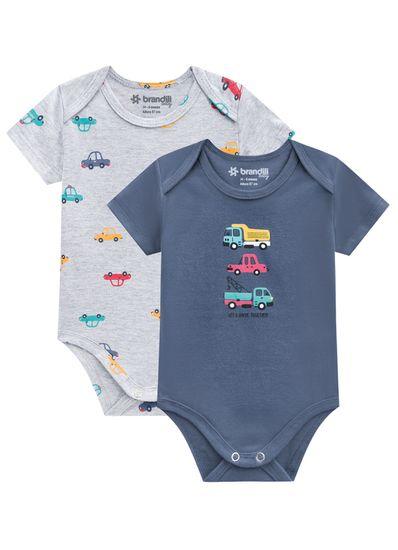 Kit-bodies-bebe-menino-em-malha-carros-Brandili-Baby