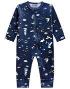 Macacao-bebe-menino-em-cotton-marinho-Brandili-Baby