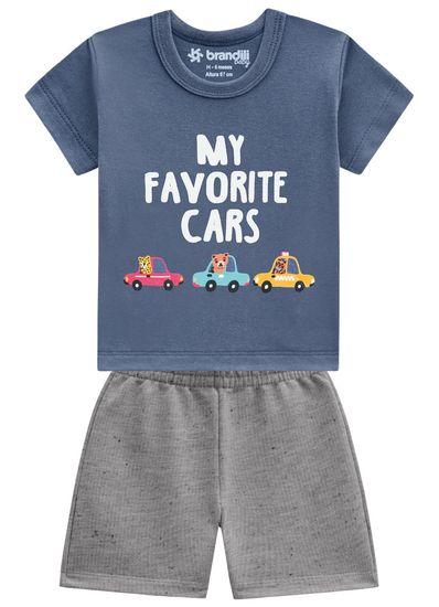 Conjunto-bebe-menino-em-moletinho-carro-Brandili-Baby