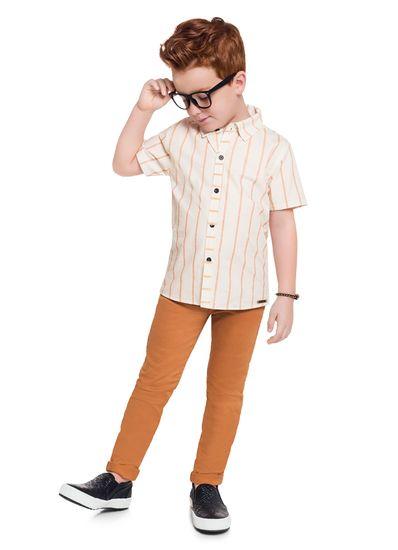 Camisa-infantil-menino-em-tricoline-listrada-Mundi