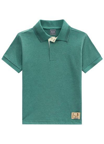Camiseta-polo-infantil-menino-em-malha-Mundi