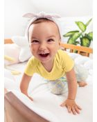 Conjunto-bebe-menina-em-malha-margaridas-Brandili-Baby