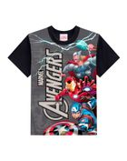 Camiseta-infantil-menino-Marvel-Brandili
