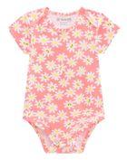 Kit-bodies-bebe-menina-em-malha-margaridas-Brandili-Baby