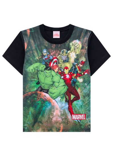 Camiseta-Infantil-Menino-Com-Estampa-Super-Herois-Marvel-Em-Malha-Brandili-345570003