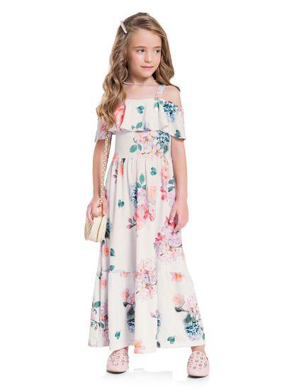 Vestido-Longo-Infantil-Menina-Estampado-Em-Malha-Mundi