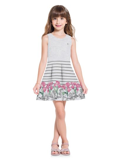Vestido-Infantil-Menina-Estampado-Em-Malha-Mundi