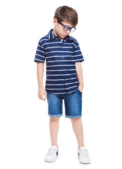 Camisa-Listras-Infantil-Menino-Em-Tricoline-Mundi