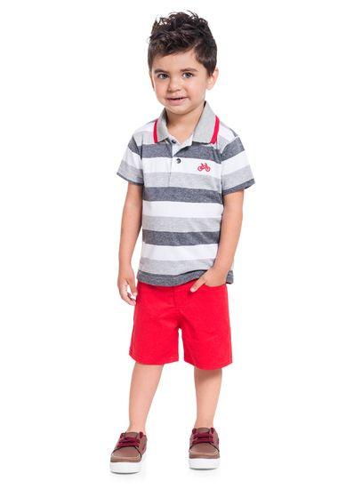 Conjunto-Infantil-Menino-Polo-Em-Malha-Brandili