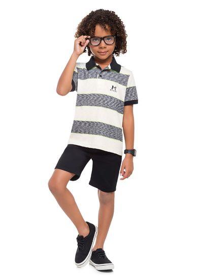 Conjunto-Polo-Infantil-Menino-Em-Malha-Mundi